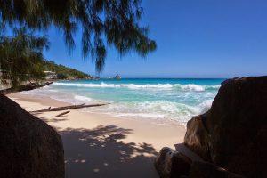 Seychely, svatba v exotice, pláž