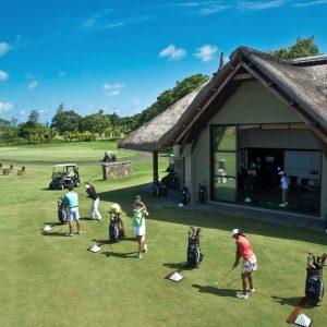 Golf na Mauriciu, Anahita, golfová akademie
