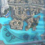 Tančící fontána, Dubaj, SAE